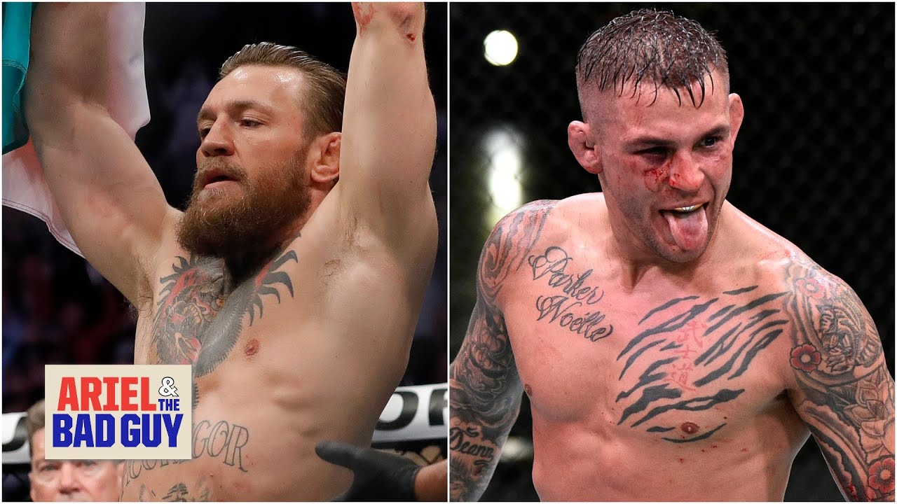 Should Conor McGregor and Dustin Poirier fight for an interim title? | Ariel & the Bad Guy