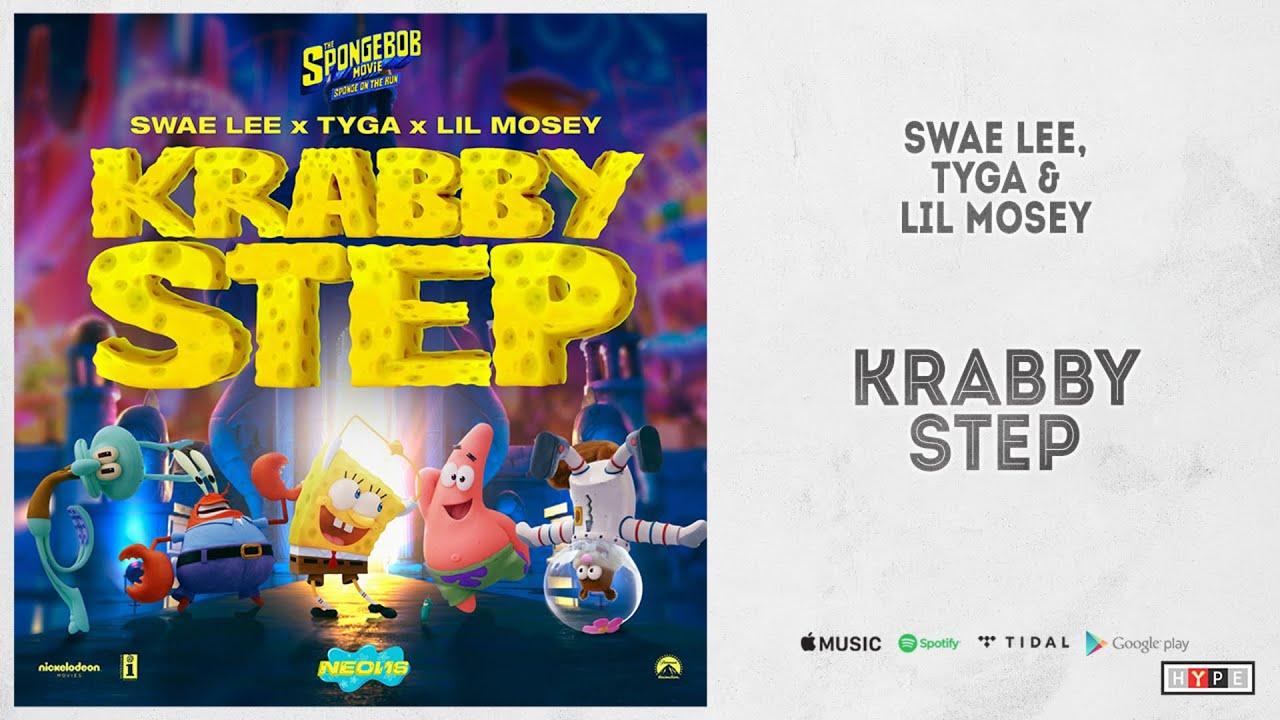 "Swae Lee, Tyga & Lil Mosey - ""Krabby Step"""