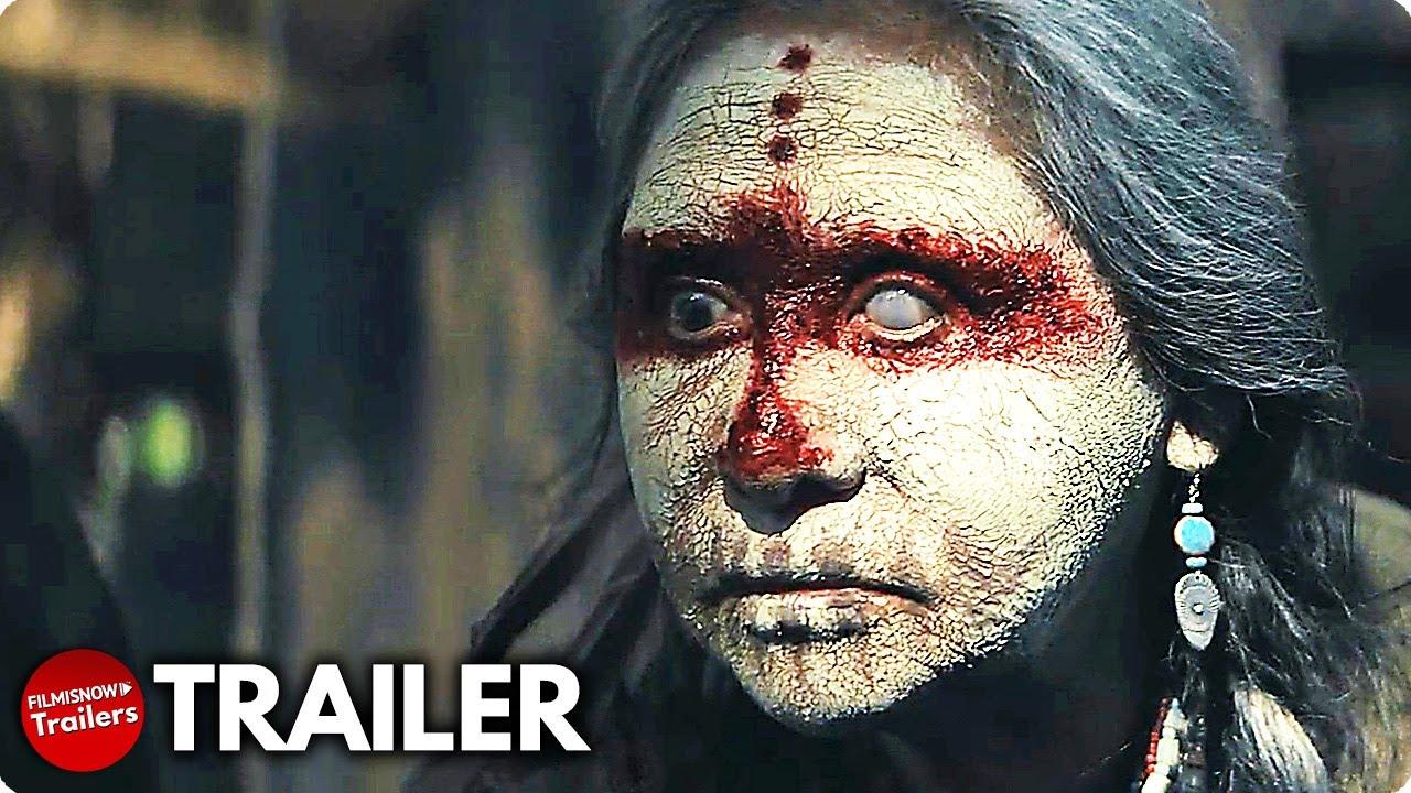 THE OLD WAYS Trailer (2020) Supernatural Witchcraft Horror Movie