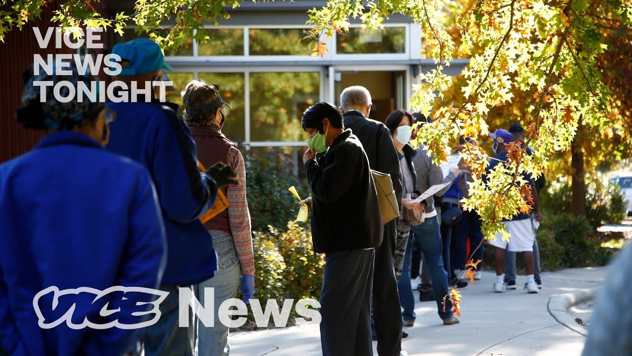 The People Battling Voter Suppression in North Carolina