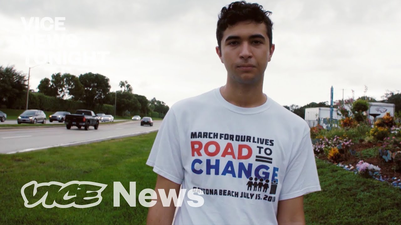 This Parkland Survivor Is Getting First-Time Voters to the Polls