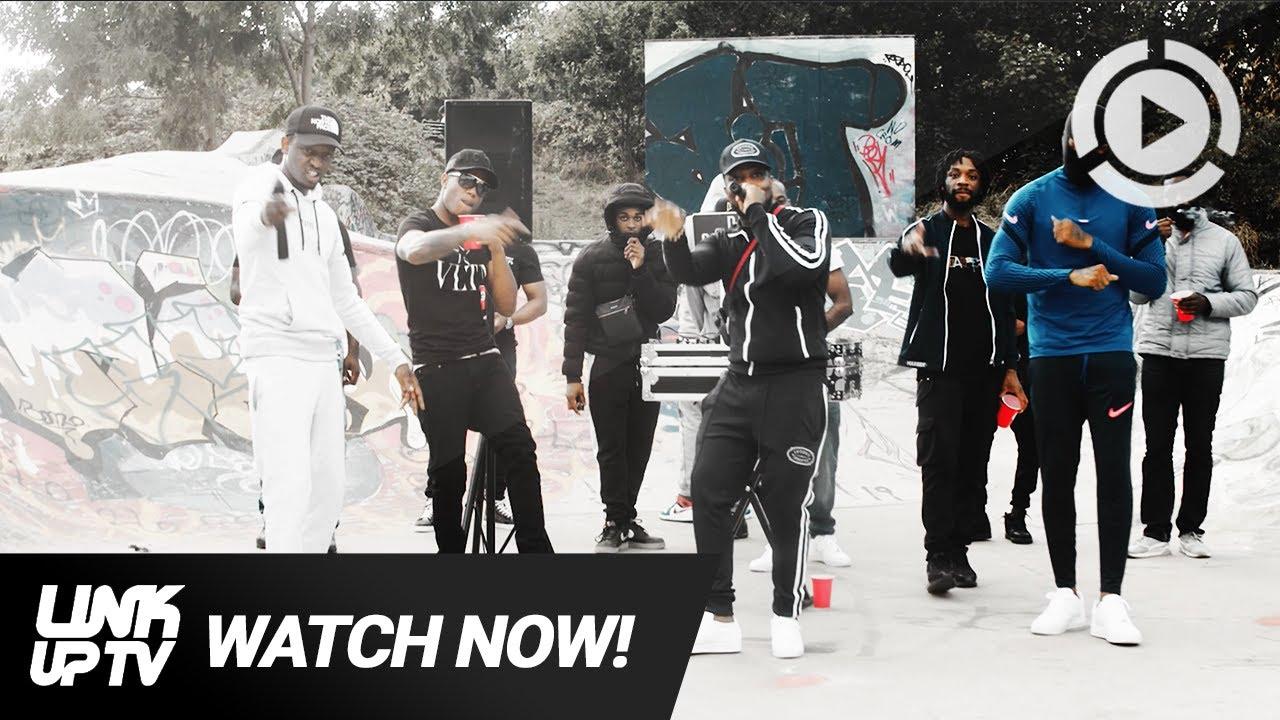 #Tottenham #1517 Richy2Trill x Frenzi44 - Comfy [Music Video] | Link Up TV