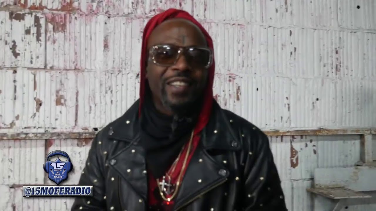 TREACH (NAUGHTY BY NATURE) SAYS BATTLE RAP IS INSPIRING TO HIM