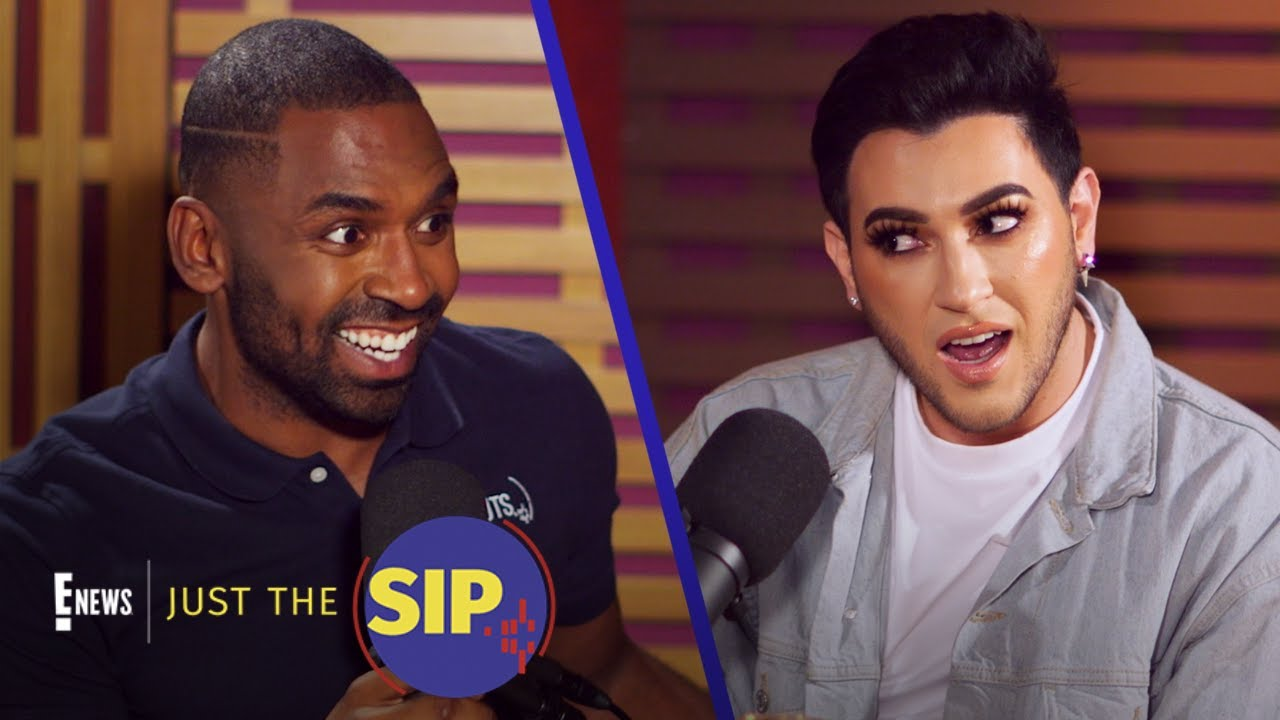What Manny MUA Learned From Dramageddon | Just The Sip | E! News