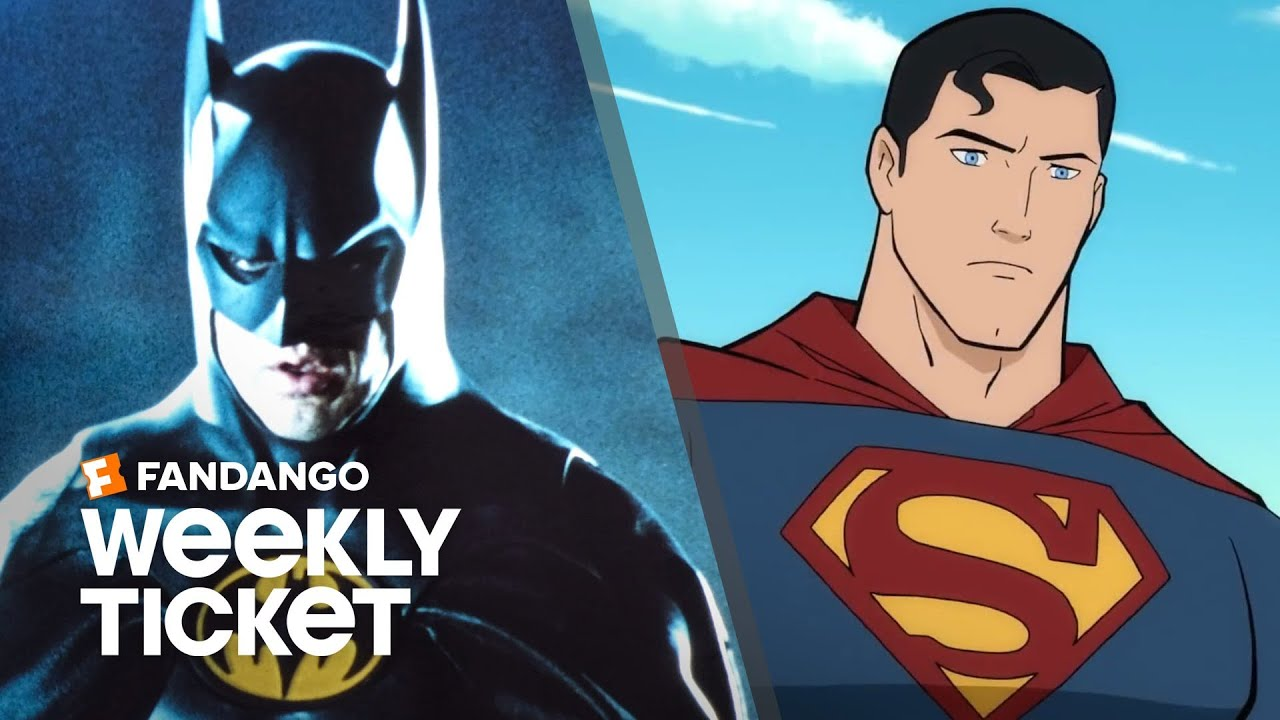 What to Watch: Superhero Movies in Celebration of DC Fandome | Weekly Ticket