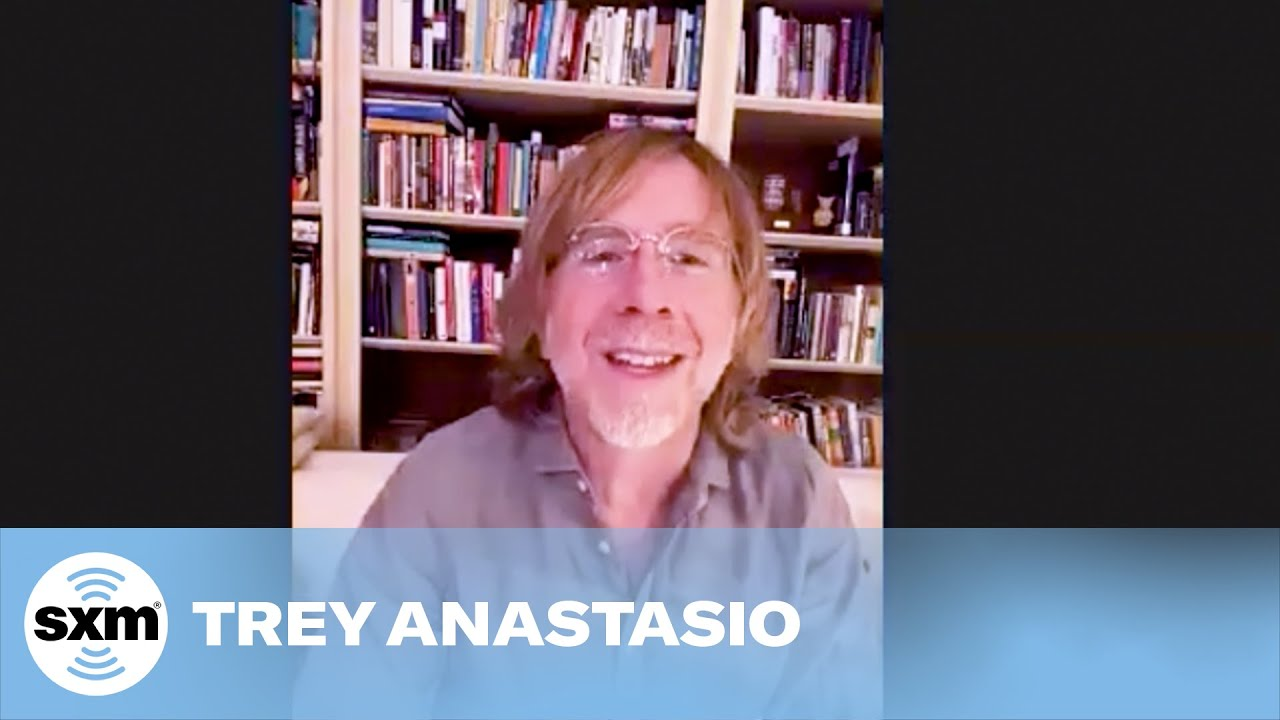 Who Will Trey Anastasio Perform With During His Beacon Residency?