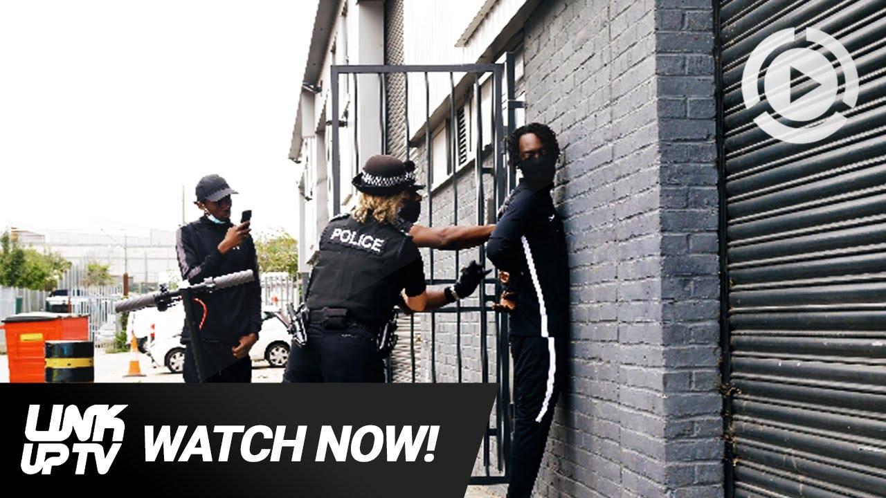 Yung SaberX Drillminister - IC3 (PROD BY DXYWXLKER) | Link Up TV
