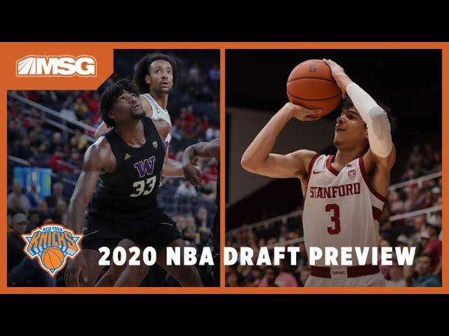 2020 NBA Draft: Who Will Knicks Take With 27th Pick?   New York Knicks