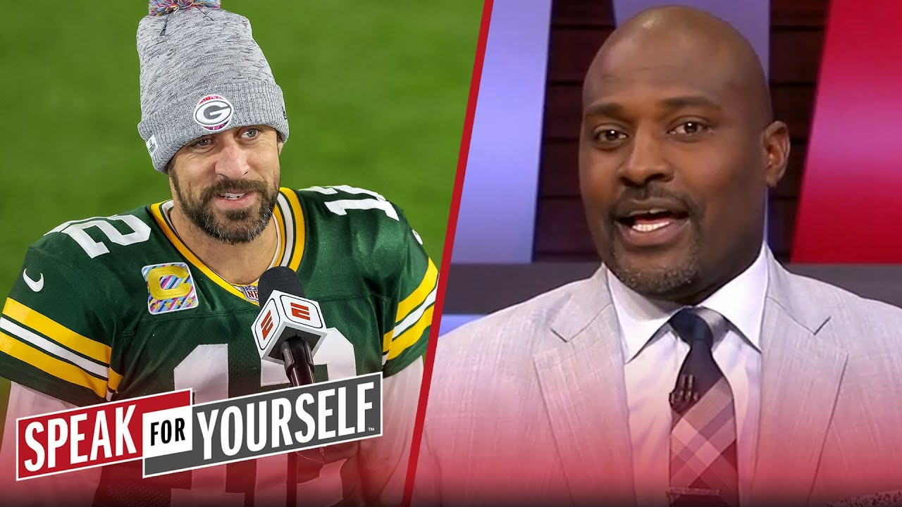 Aaron Rodgers takes a shot at the Packers — Wiley and Jennings react   NFL   SPEAK FOR YOURSELF