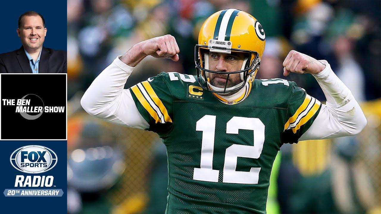 Aaron Rodgers Takes Shot At Packers GM For Drafting Jordan Love - Ben Maller