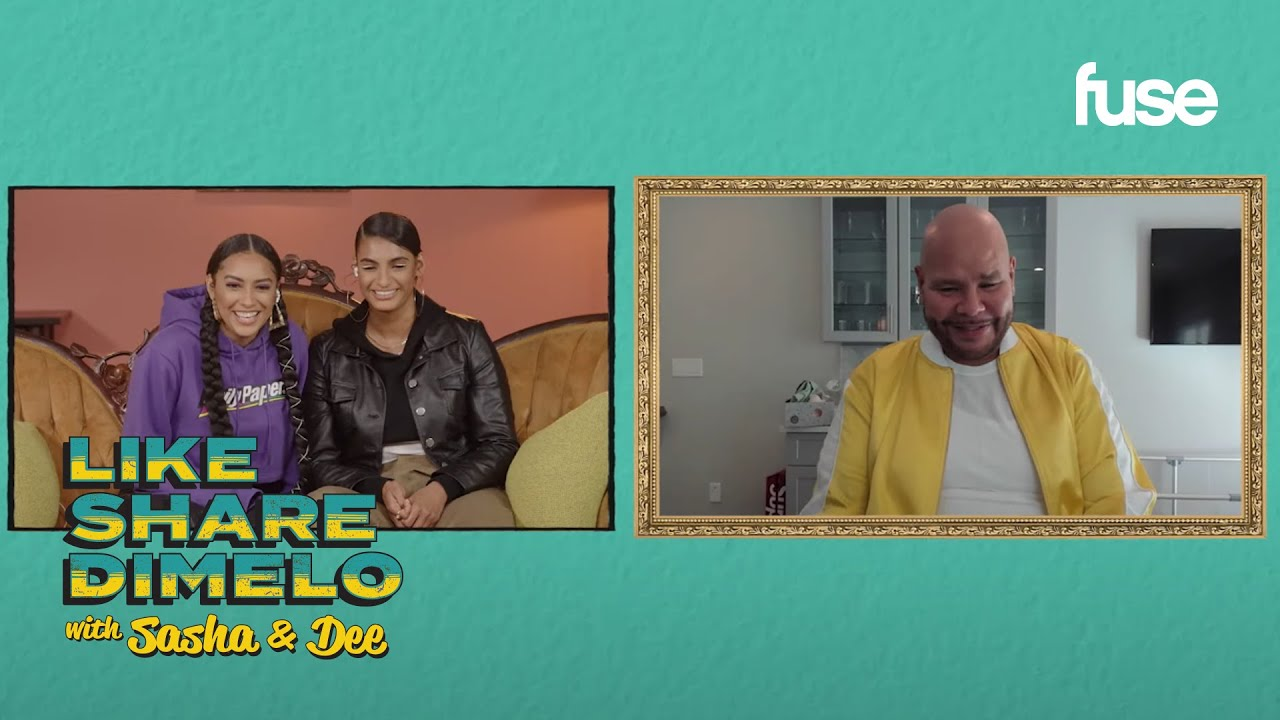 Are Influencers Now The New Celebrities with Fat Joe | Like, Share, Dímelo with Sasha & Dee | Fuse