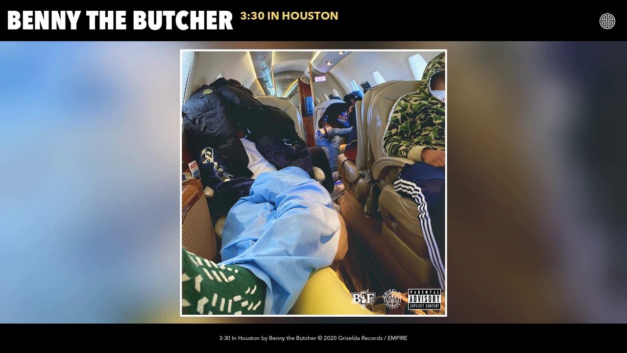 Benny The Butcher - 3:30 In Houston (Audio)
