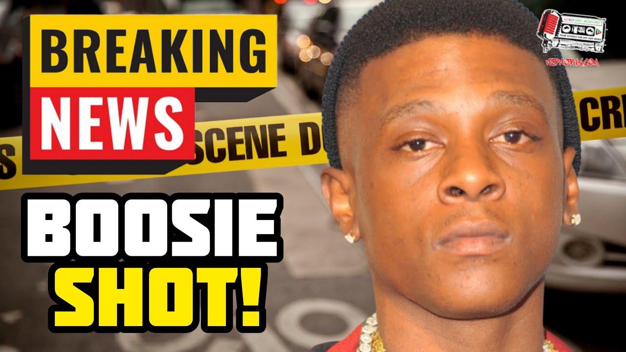 BREAKING: Boosie Just Got Shot In Dallas! Prayers Up