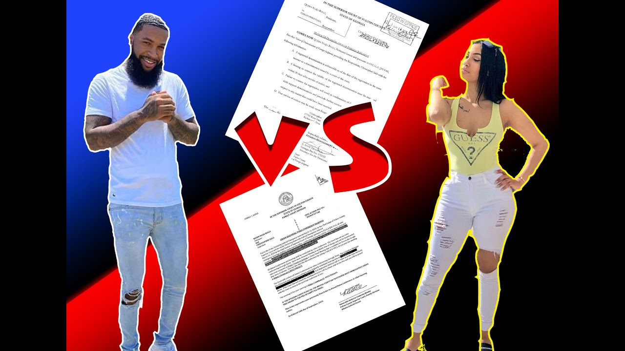 Chris and Queen custody battle documents released + Queen message