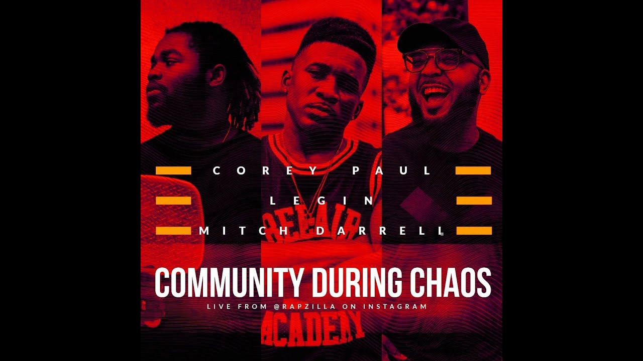 Corey Paul Did Ministry with George Floyd, Legin Talks Safe House, Mitch Darrell on Next Gen Leaders