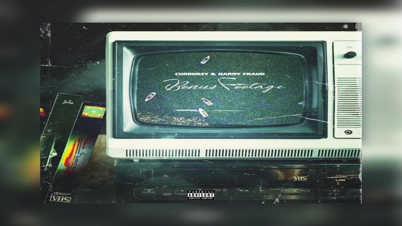 Curren$y x Harry Fraud - Bonus Footage (New Full EP) Ft. Conway The Machine, Boldy James, Gunplay