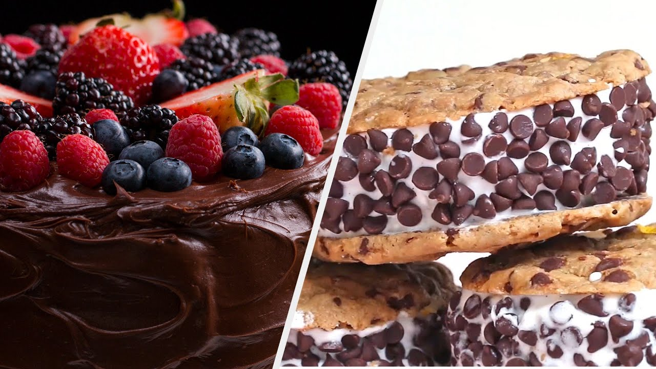 Dairy-Free Chocolate Dessert Recipes