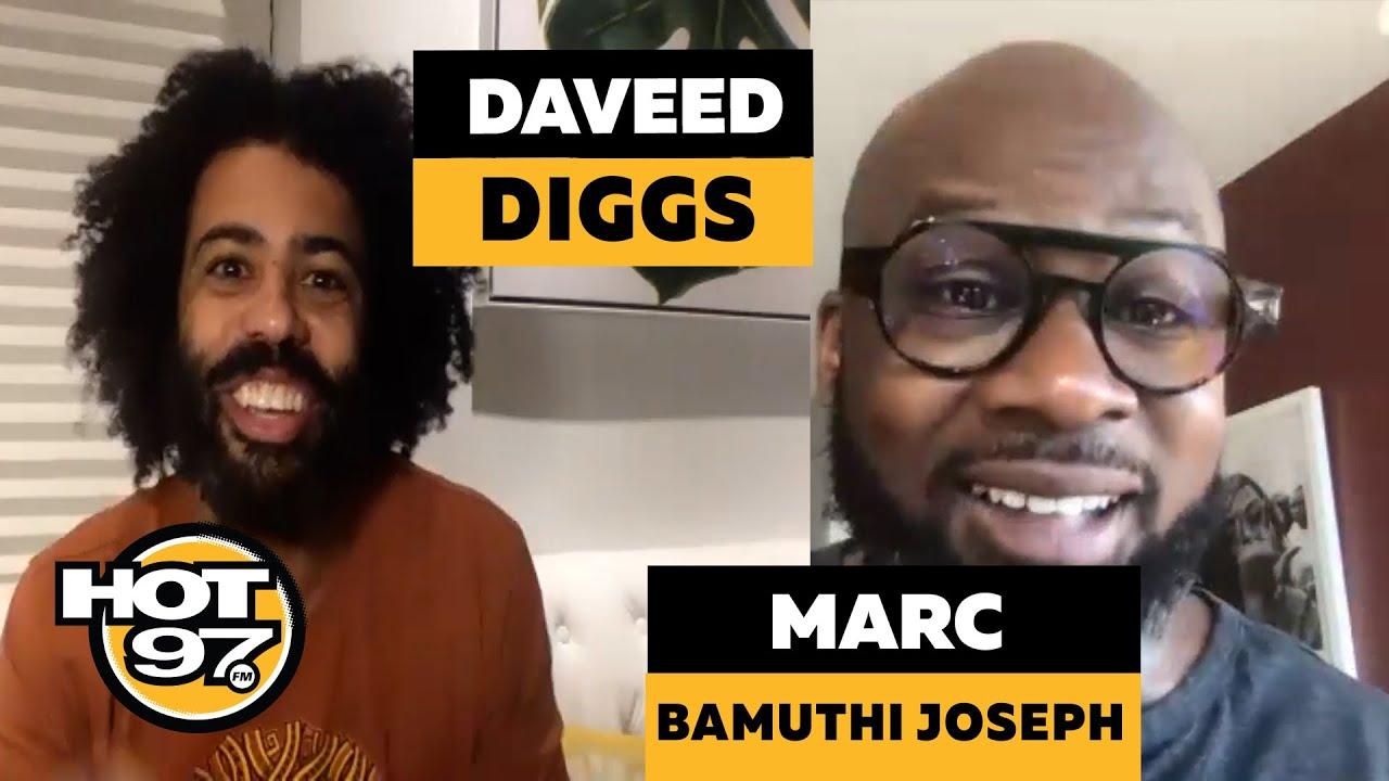 Daveed Diggs & Marc Joseph Introduce #45LiesChallenge & Tackles Donald Trump's Lies