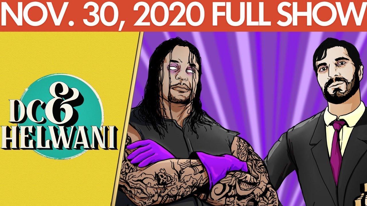 DC & Helwani (November 30, 2020)   ESPN MMA