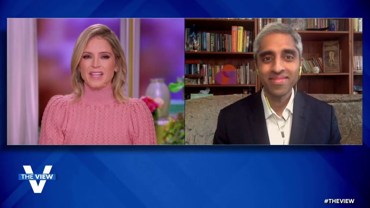 Dr. Vivek Murthy Says U.S. Needs a National System Alert for COVID-19   The View