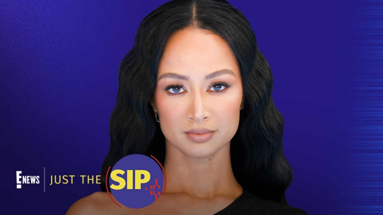 Draya Michele on Her Man, Money & Breaking the Mold | Just The Sip | E! News