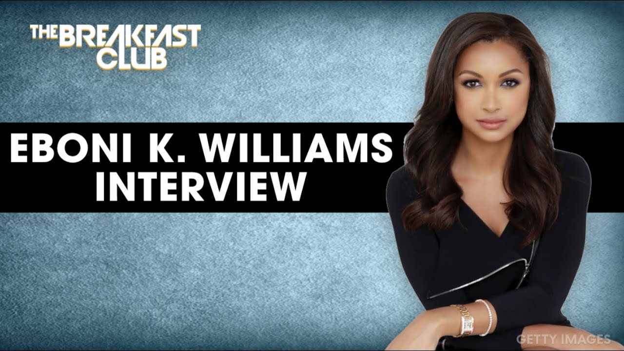 Eboni K. Williams & Dustin Ross On 2020 Election, 'Holding Court' Podcast, Real Housewives + More