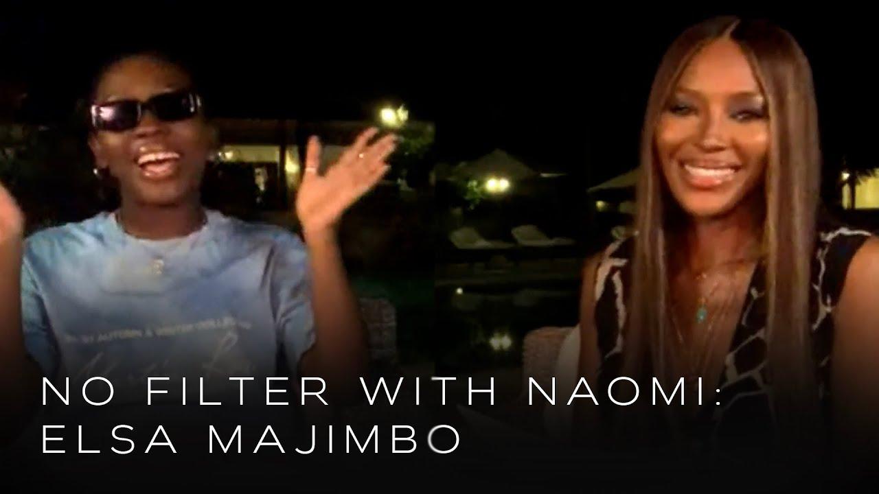 Elsa Majimbo on her sudden TikTok Success during the Pandemic | No Filter with Naomi
