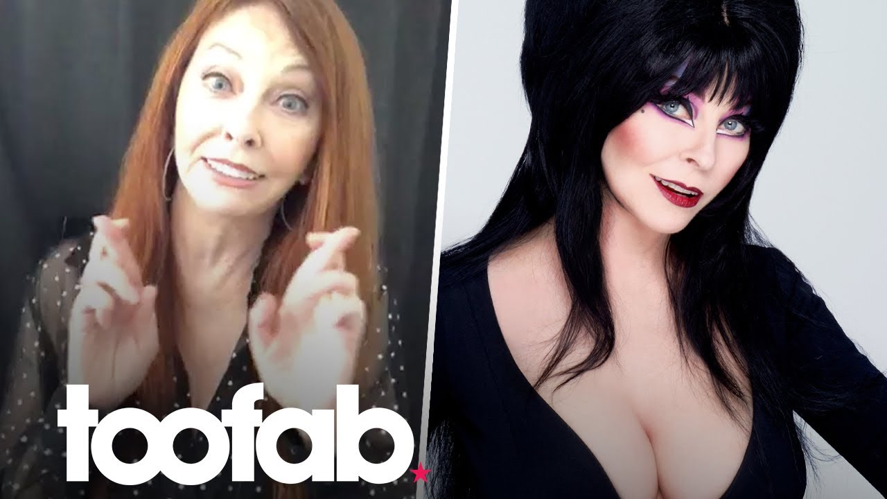 Elvira Reveals What's Left on Her Bucket List | toofab