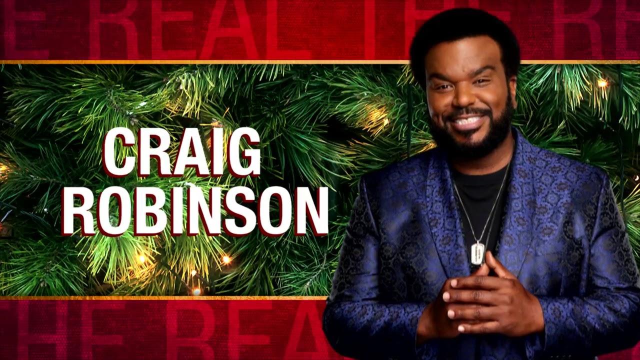 Friday on 'The Real': Adrienne & Israel Houghton, Craig Robinson, Ryan Michelle Bathe