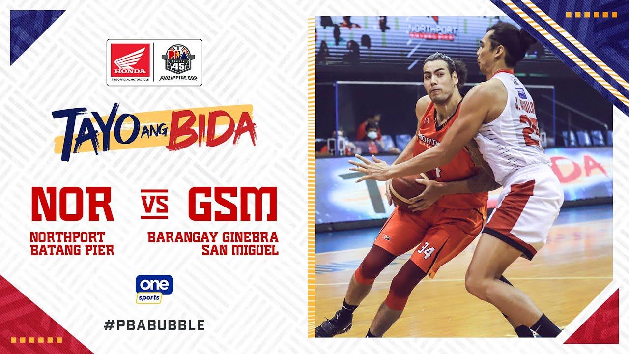 Full Game: NorthPort vs Ginebra | PBA Philippine Cup 2020