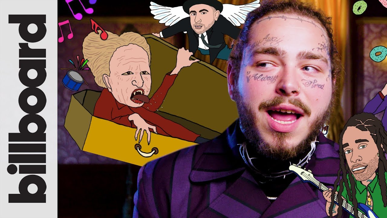 How Post Malone Created 'Psycho' | Billboard | How It Went Down