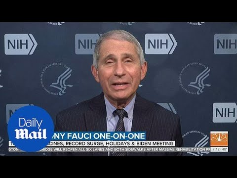 'I said yes right on the spot': Fauci agrees to work for Biden