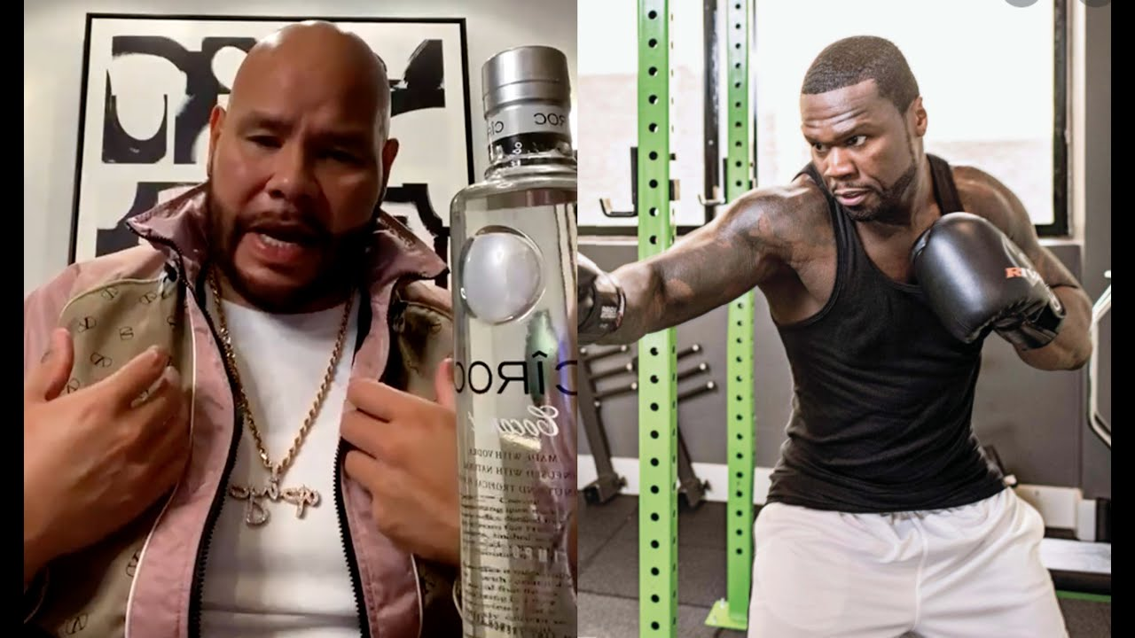 """I Was Offered $10M To Fight 50 Cent"" Fat Joe Defends Nate Robinson Jake Paul Knockout"
