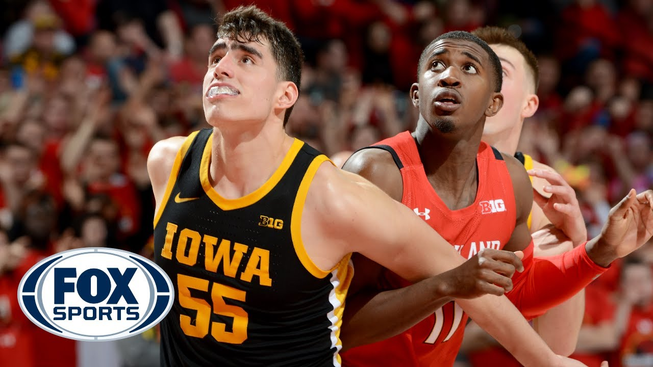 Iowa's Luka Garza on Player of the Year campaign & being a pure big man | Titus & Tate | FOX SPORTS