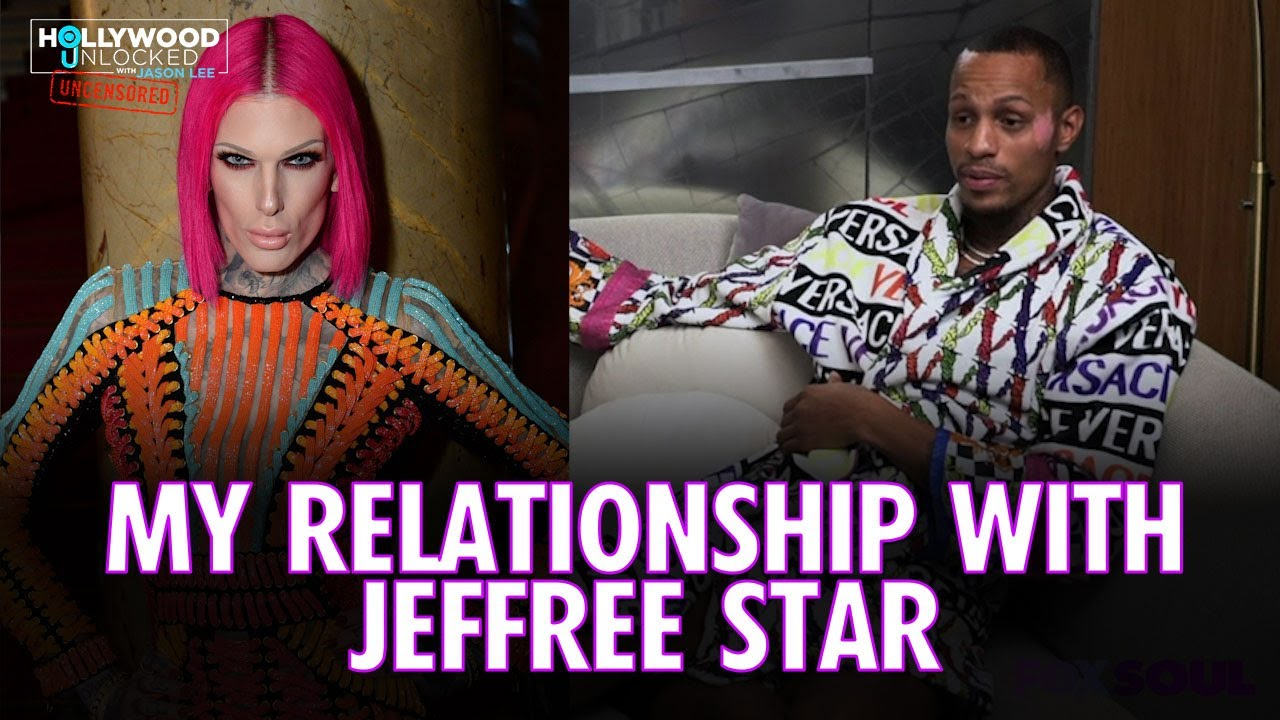 Is Andre Marhold Mad Jeffree Star Outed Him? | Hollywood Unlocked UNCENSORED