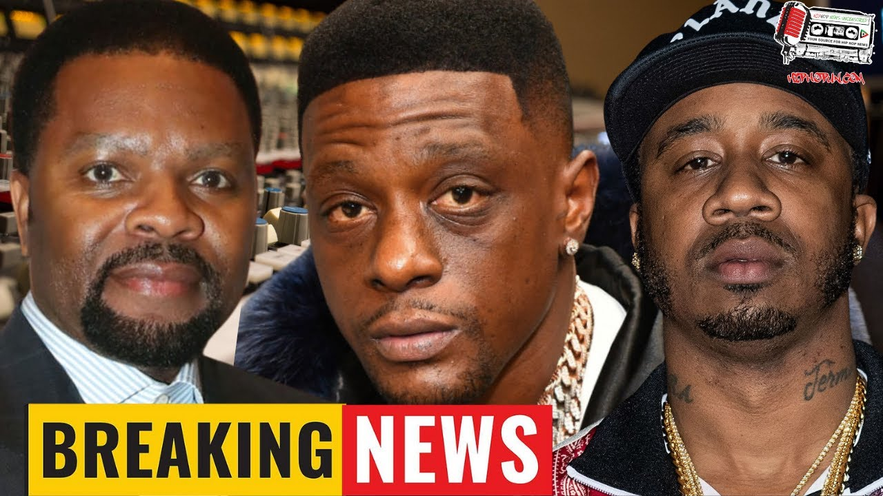 J Prince Breaks Silence On Benny The Butcher & Boosie Being Shot In Texas!