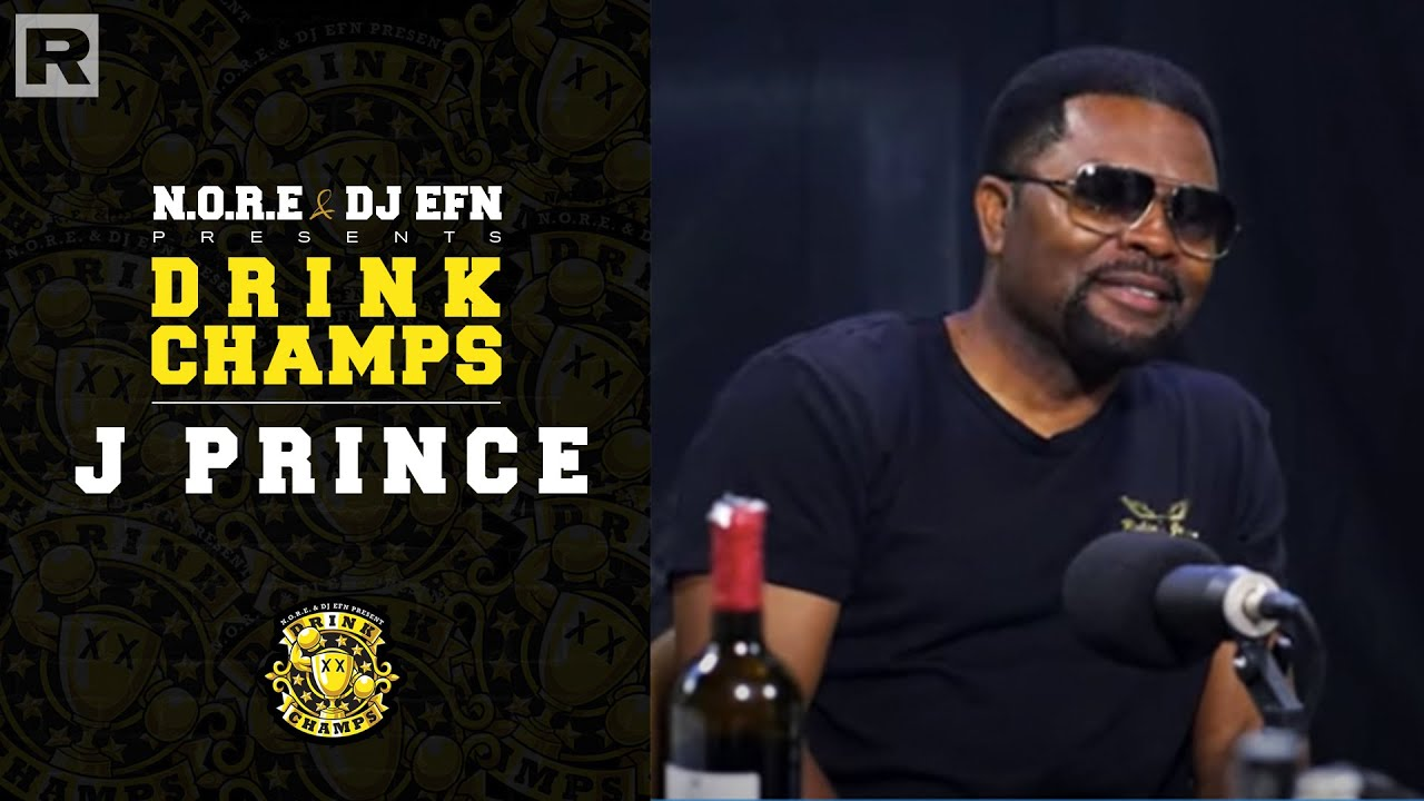 J Prince Talks Drake & Pusha T, NBA Youngboy, Rap-A-Lot Records, His New Book & More | Drink Champs