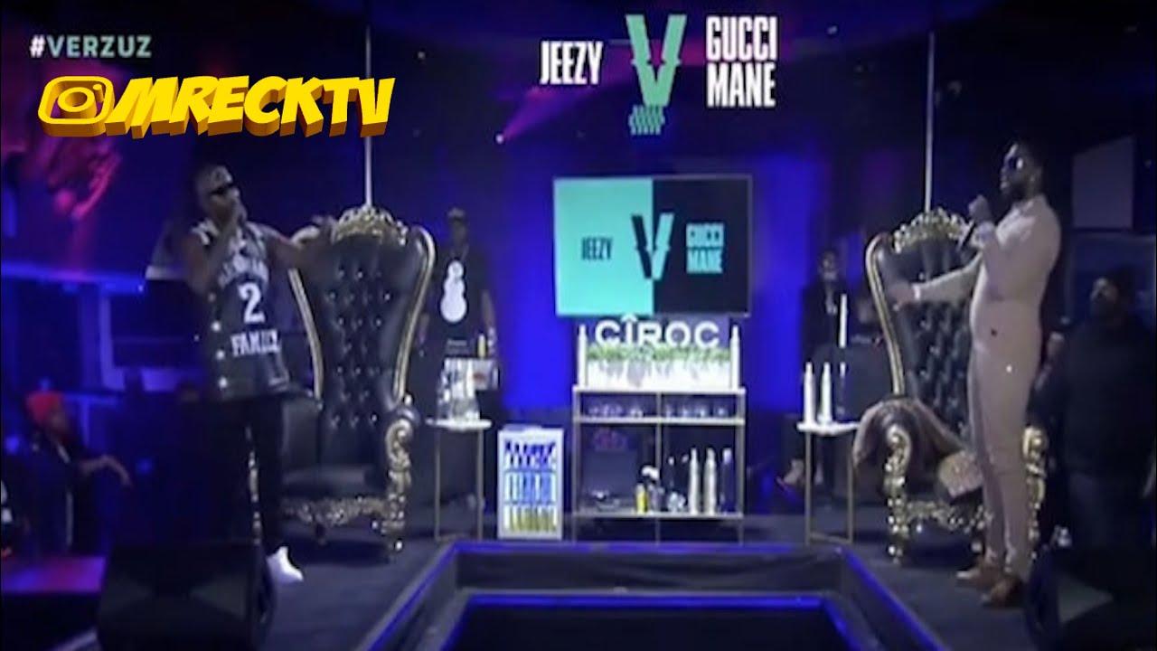 Jeezy & Gucci Mane Squash Beef + SH0T$ At Jay Z & Nas|Jeezy Vs Gucci|Verzuz