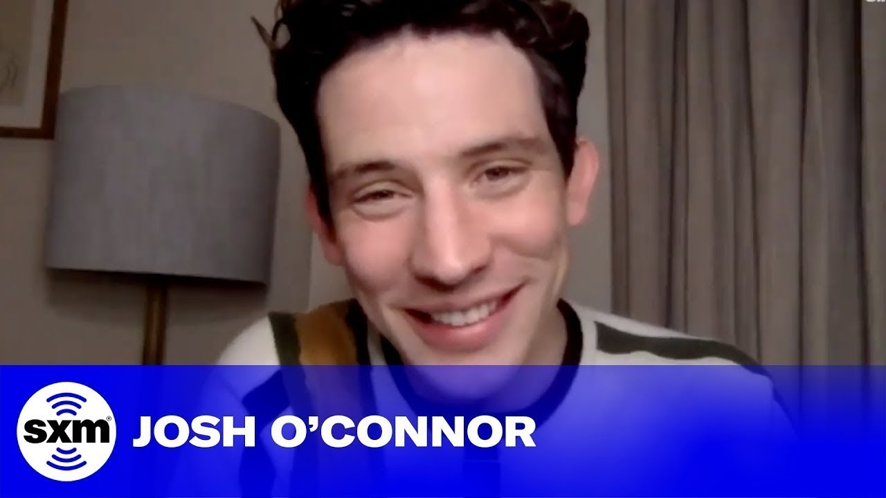 Josh O'Connor Shares What He'd Like to Ask Prince Charles