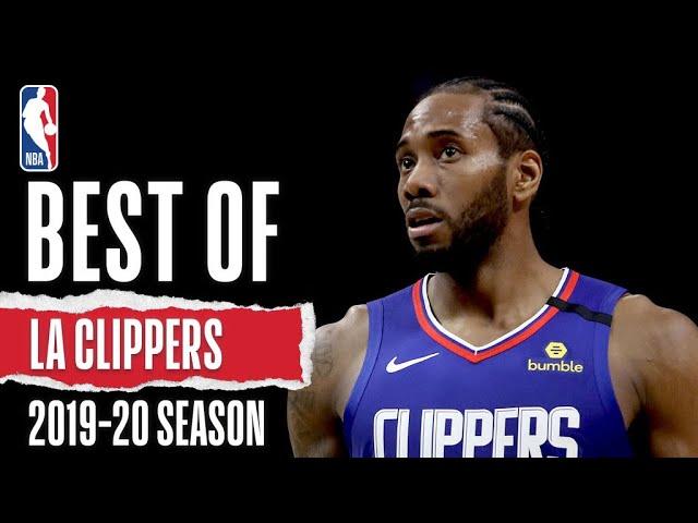 LA Clippers 2019-20 Full Season Highlights | Kawhi Leonard, Paul George And MORE