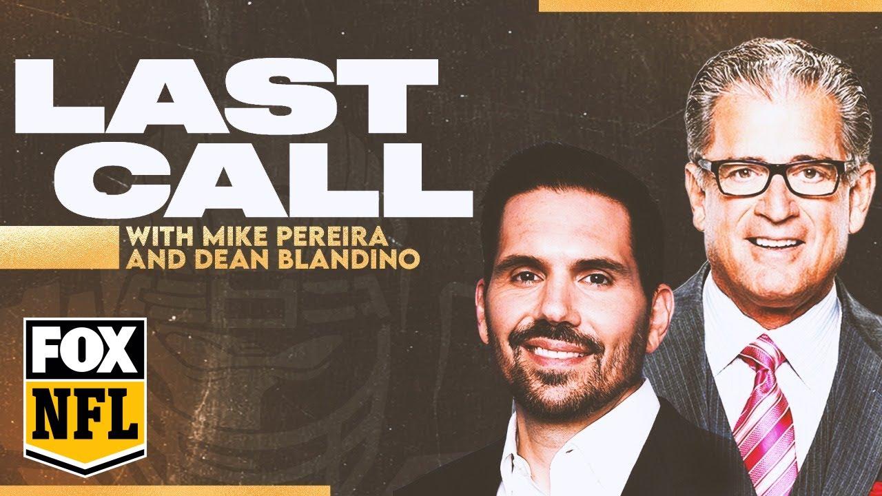 Last Call Week 10   Mike Pereira and Dean Blandino
