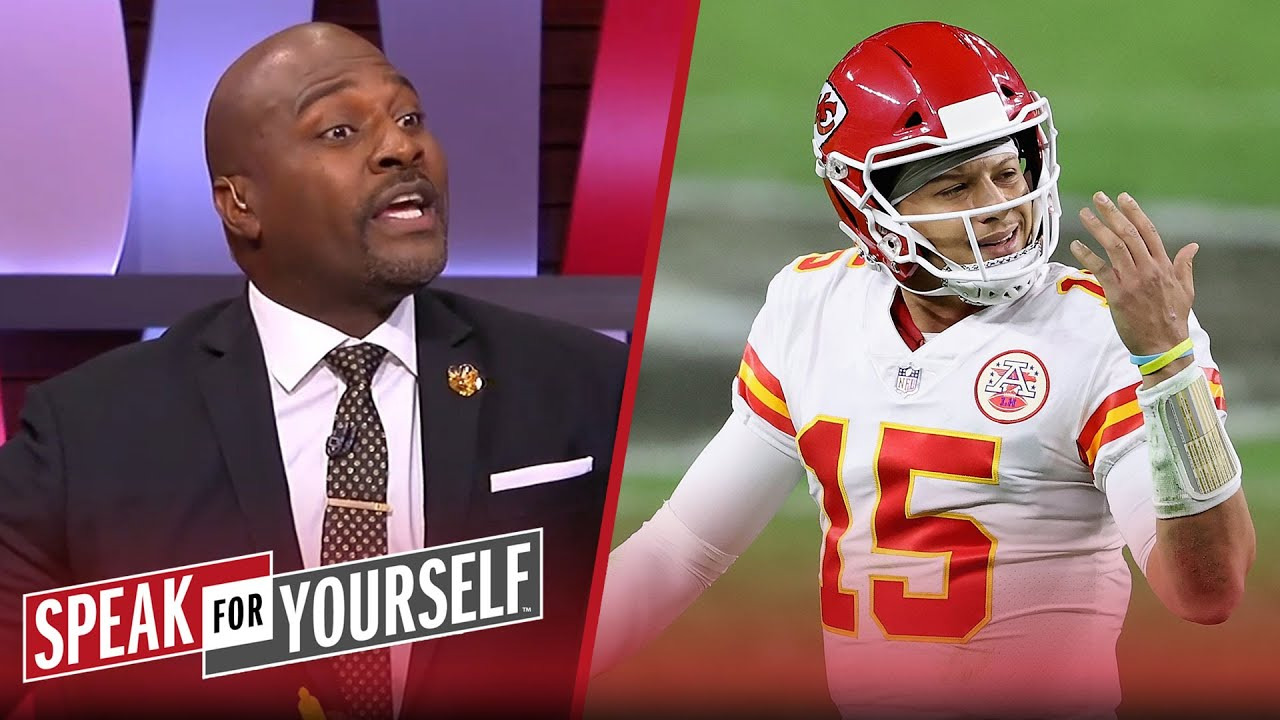 Mahomes' Chiefs should be concerned with Raiders despite WK11 win — Wiley | NFL | SPEAK FOR YOURSELF