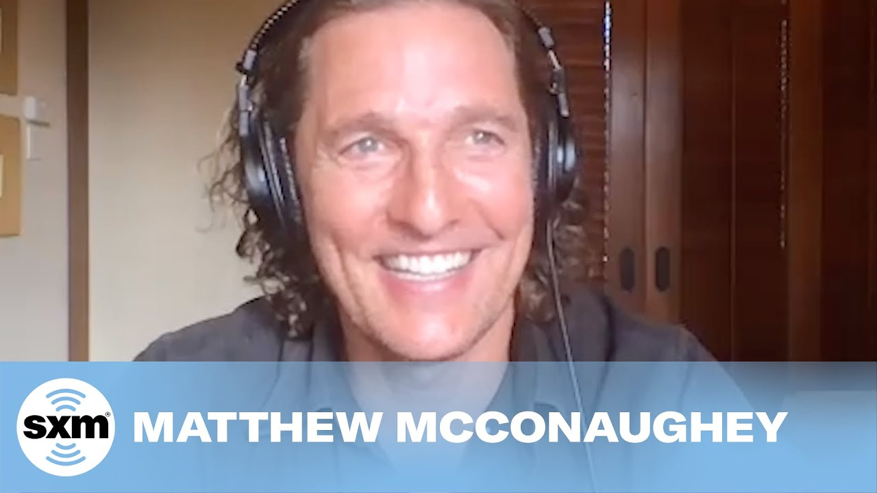 Matthew McConaughey Wants to Play Evel Knievel