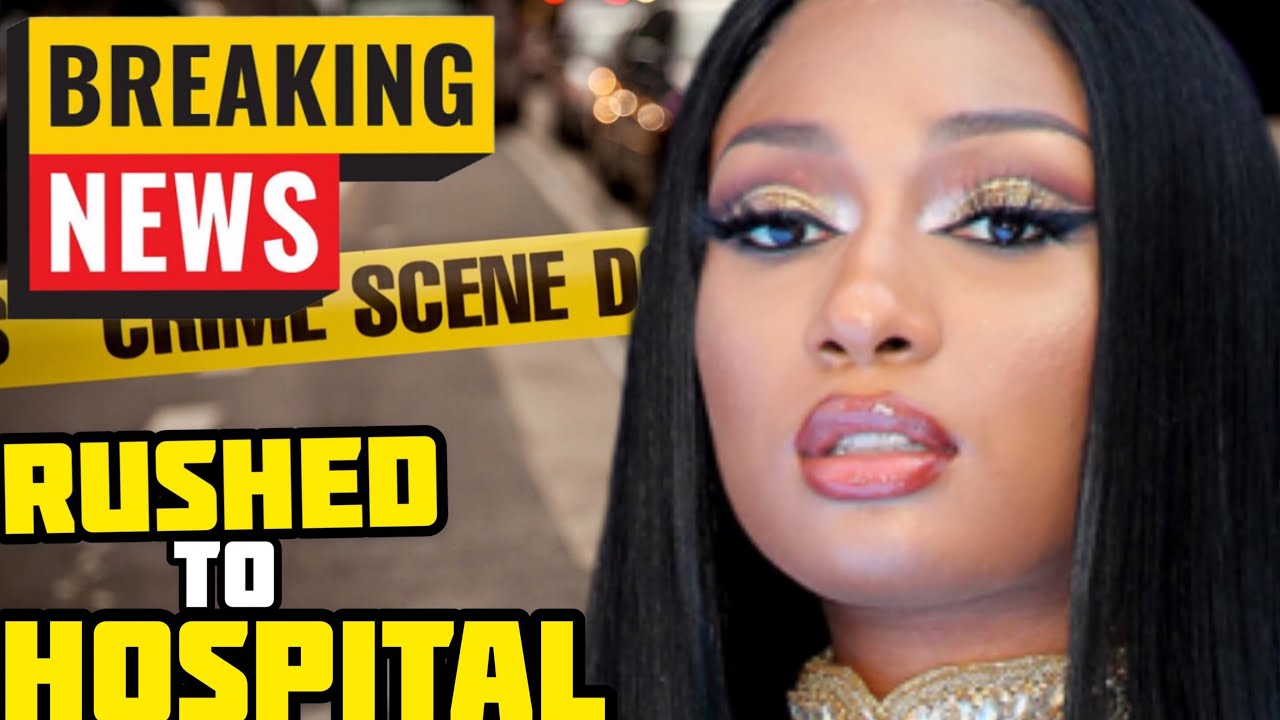 Megan Thee Stallion Rushed To Hospital Following Tory Lanez Incident!