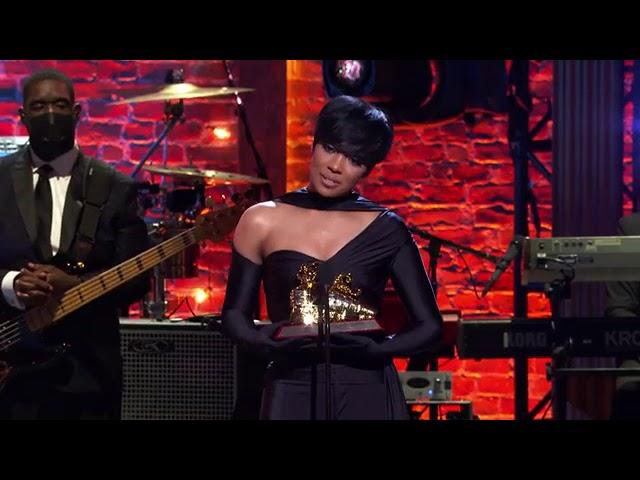 Monica - 2020 Soul Train Awards Lady Of Soul Acceptance Speech