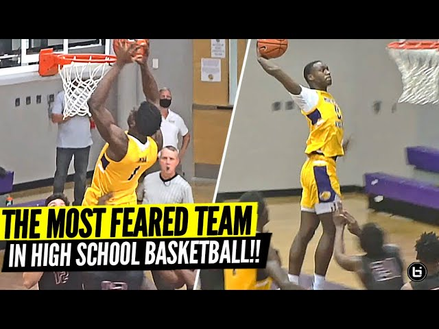 Montverde Academy Is The MOST FEARED Team In HS Basketball For 2nd YEAR IN A ROW!!