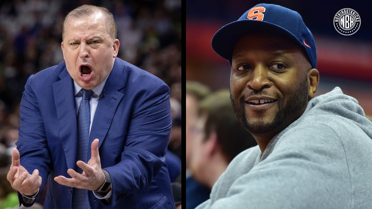 New York Knicks: Former NYK player John Wallace explains what players can expect from Tom Thibodeau.
