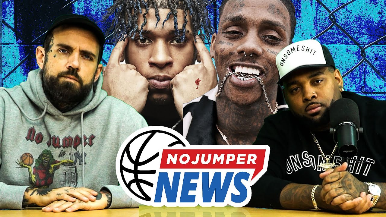 NLE Choppa Calls Famous Dex Out