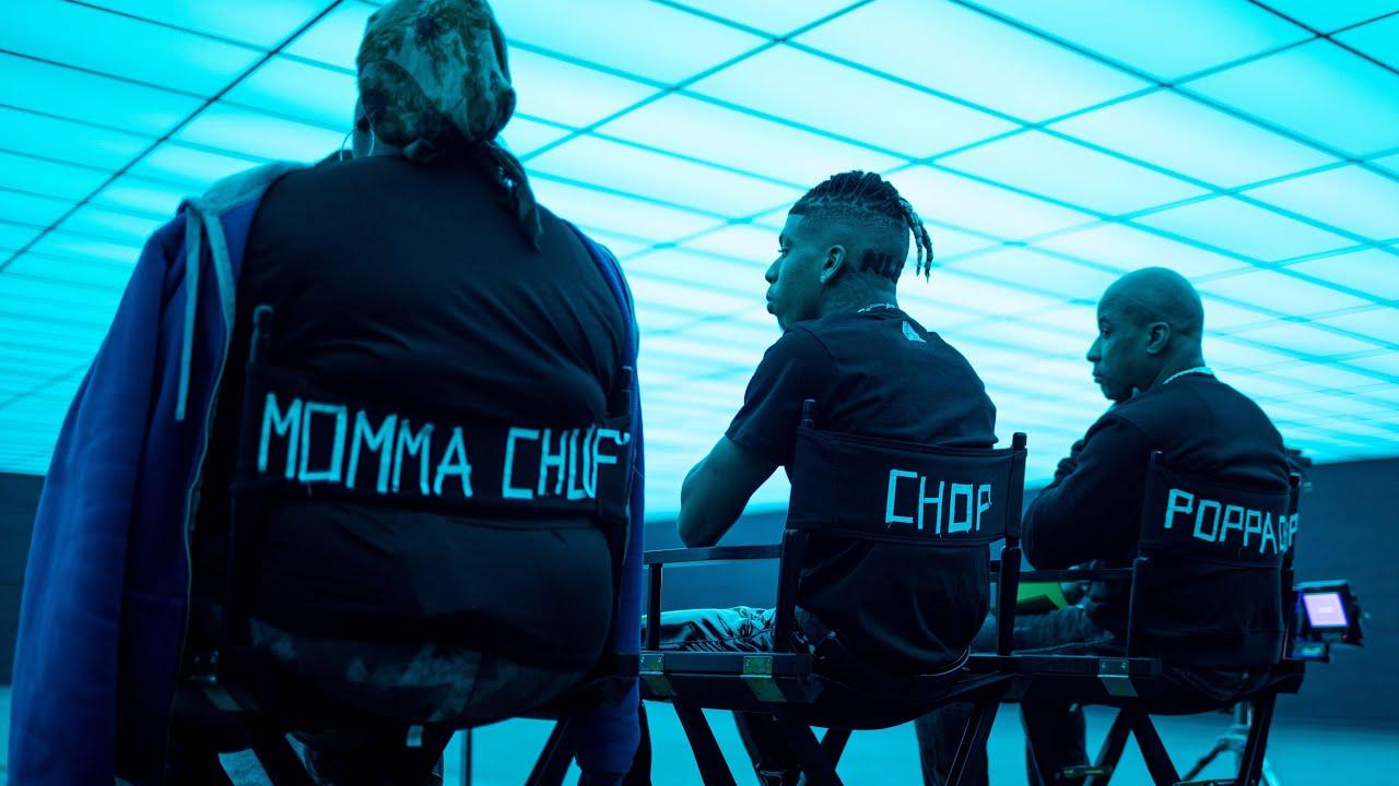 NLE Choppa - Jiggin (Official Music Video)