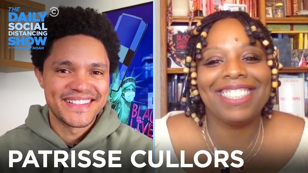 Patrisse Cullors - How to Phase Out the Police   The Daily Social Distancing Show
